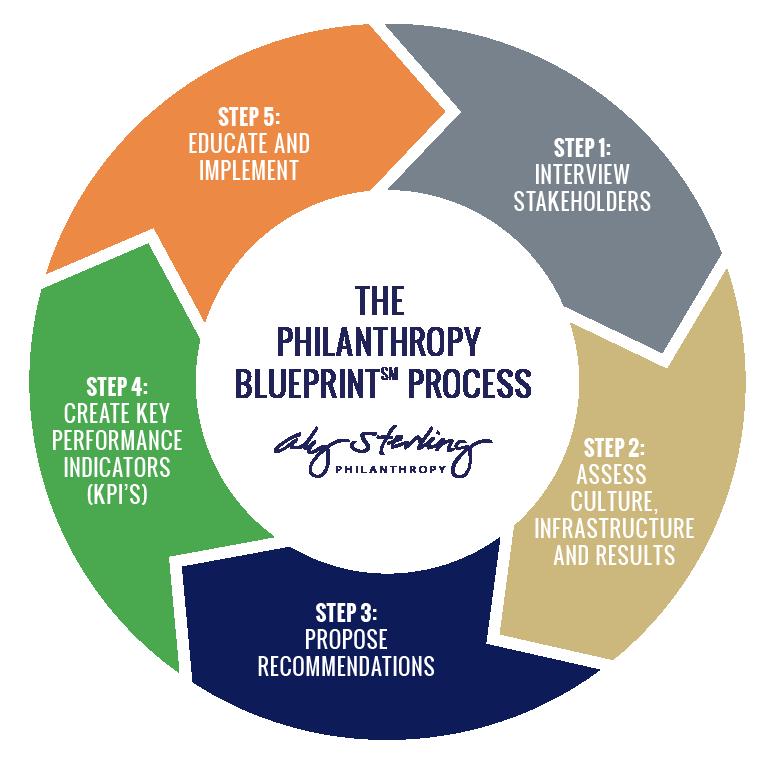 The Philanthropy Blueprint Process