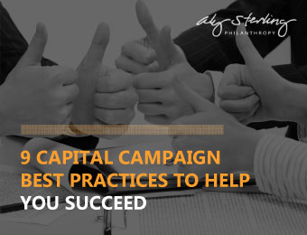Check our out favorite capital campaign best practices.