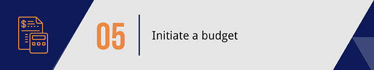 Take into account consulting fees and outreach when planning your capital campaign budget.