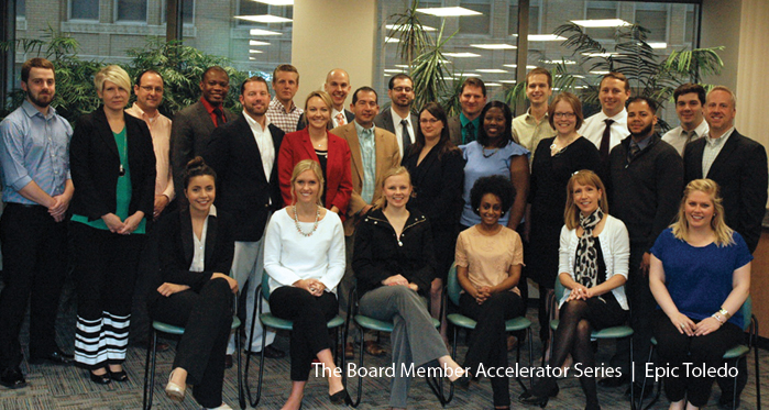 The Board Member Accelerator Series | Epic Toledo
