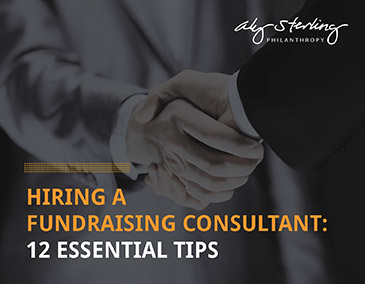 Follow these steps for hiring a fundraising consultant!