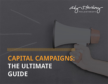 Learn everything you need to know about capital campaigns!