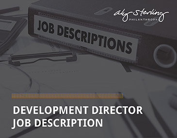 Learn more about development directors.