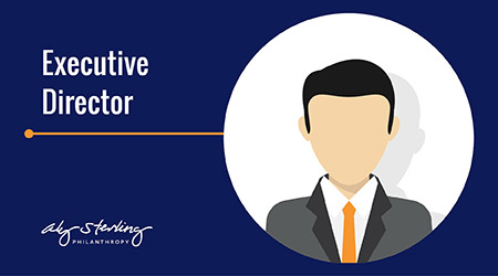 Nonprofit succession plans are often developed to transition a new executive director into an organization.