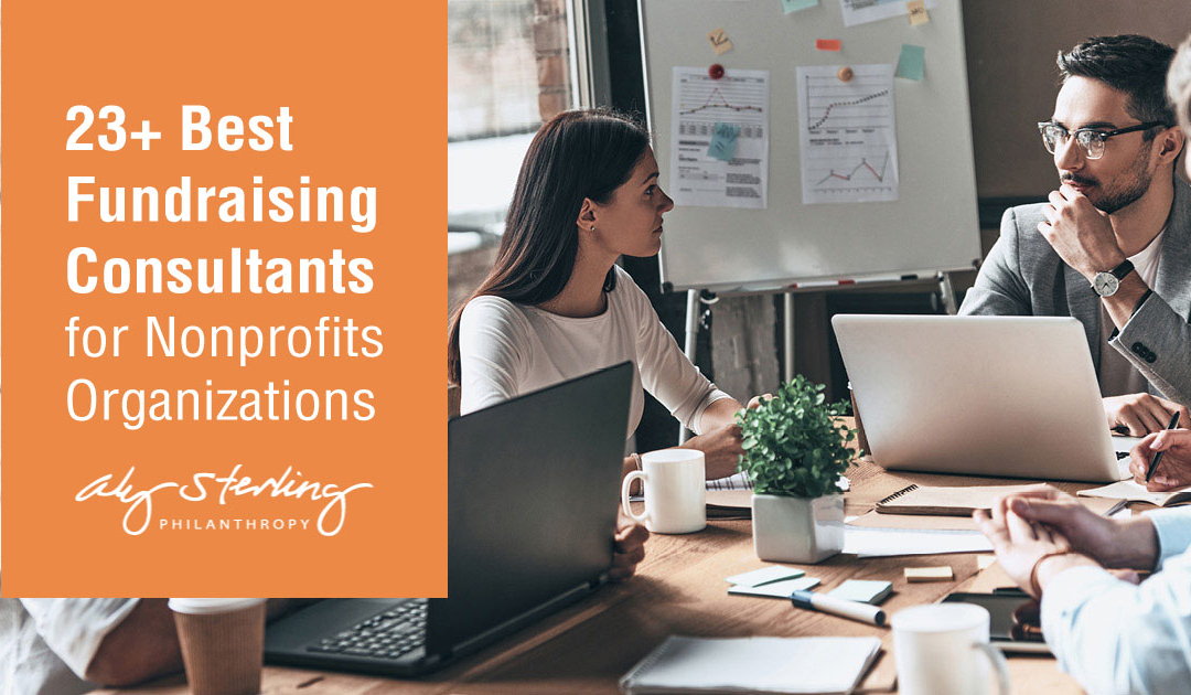 23+ Best Fundraising Consultants for Nonprofit Organizations