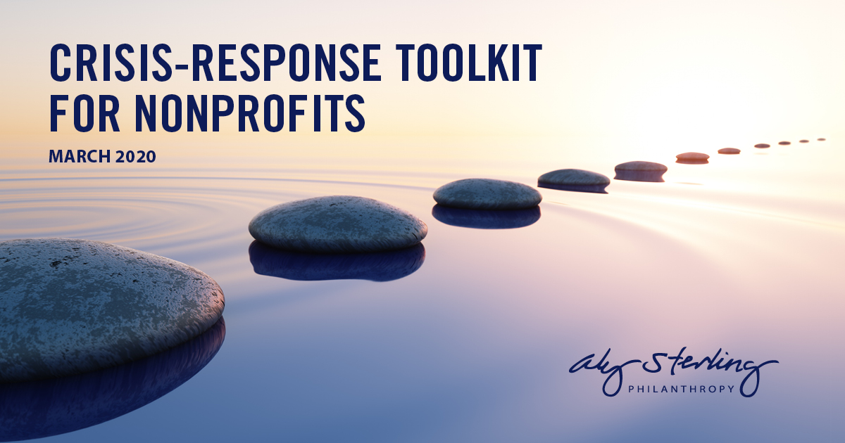 Get your free nonprofit crisis-response toolkit