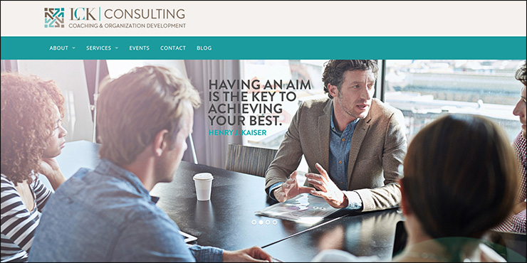 Visit LCK Consulting's website to learn more about their services for nonprofits.