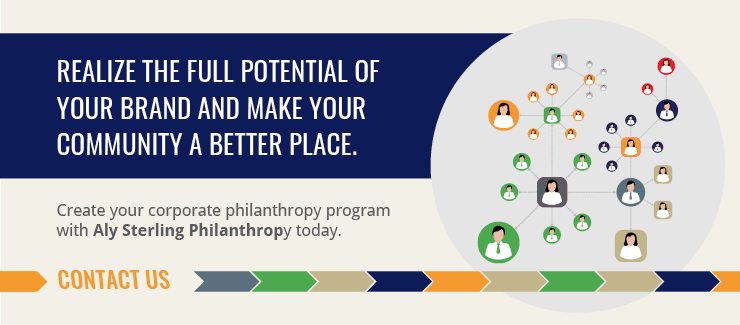 Realize the full potential of your brand by crafting a corporate philanthropy strategy with the help of experts!
